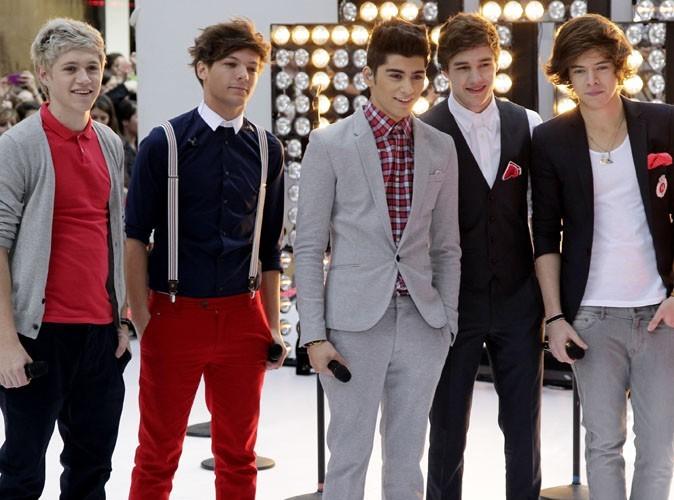 One Direction : en tête des charts américains la semaine prochaine ? Même les Beatles n'y sont pas arrivés...