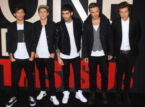 One Direction: les plus riches d'Angleterre chez les moins de 30 ans !