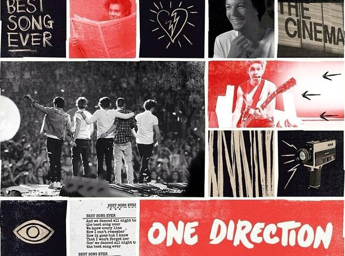 "One Direction : leur nouvelle chanson ""Best Song Ever"" a fuité !"