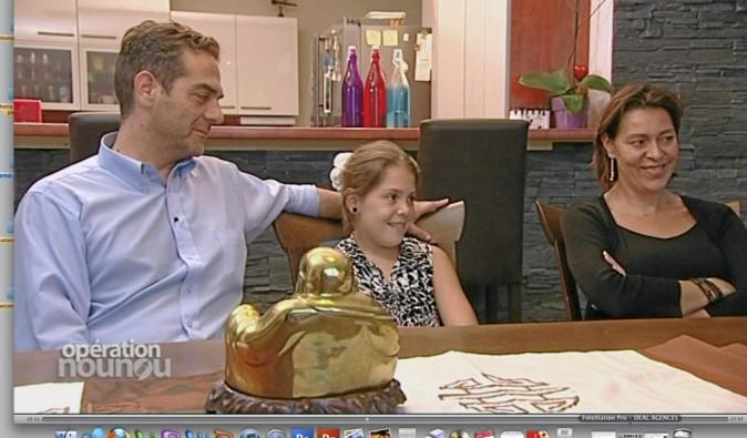 Anna et ses parents