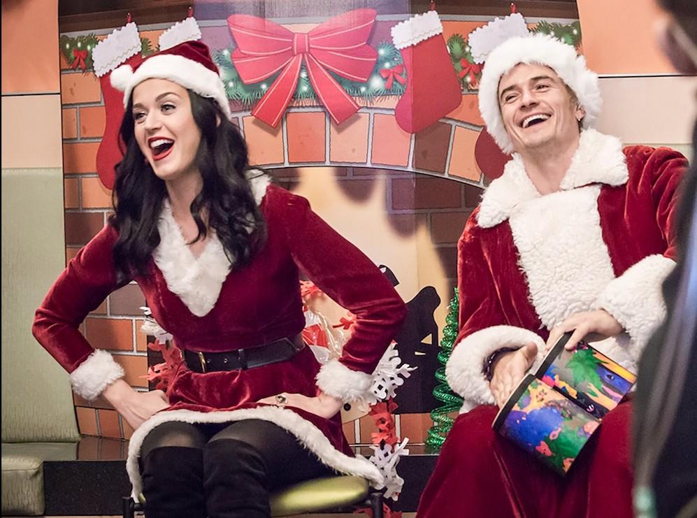Orlando Bloom et Katy Perry : Grillés ensemble... et très très proches !