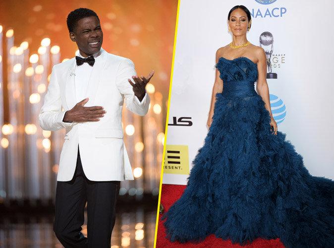 "Oscars 2016 : Chris Rock clashe Jada Pinkett Smith : ""Elle n'a pas été invitée"" !"