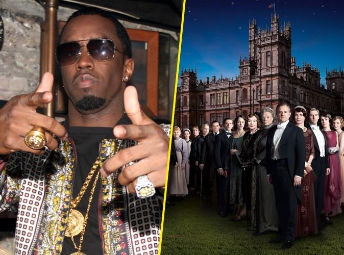 P. Diddy : en guest star dans la série Downton Abbey ?