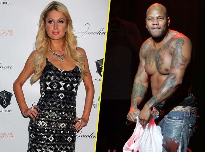 Paris Hilton : après LMFAO, elle place Flo Rida sur son nouvel album !