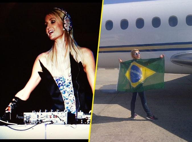 Paris Hilton : elle a fait ses débuts de DJ !