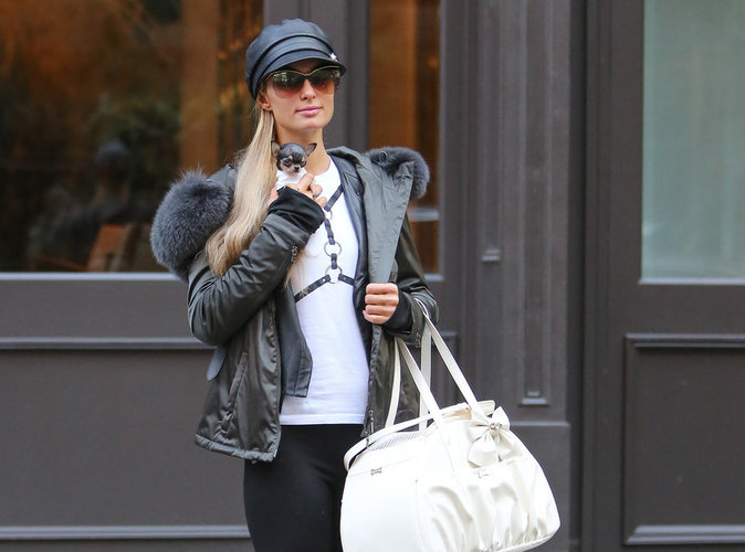 Paris Hilton : Elle pose avec sa nouvelle folie à 8000 dollars