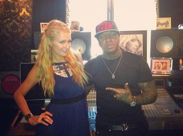 Paris Hilton et Birdman : un duo invraisemblable !
