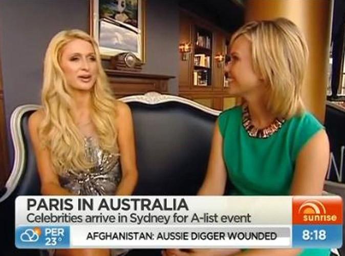 Paris Hilton : interrogée sur sa célébrité déclinante, elle se vexe et exige que l'interview soit censurée !