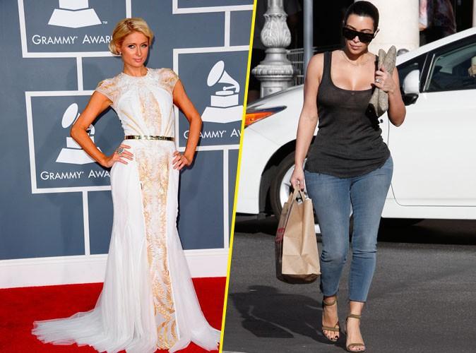 """Paris Hilton : """"je suis fière d'avoir inspiré Kim"""""""