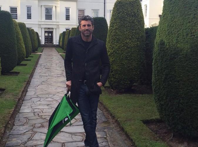 Patrick Dempsey : arrivé en Angleterre, il est prêt pour le tournage de Bridget Jones 3 !