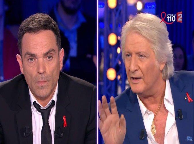 Patrick Sébastien : virulent clash avec Yann Moix sur la question des enfants battus !