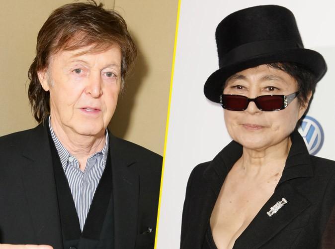 """Paul McCartney à propos de Yoko Ono : """"Va te faire foutre ma chérie"""" !"""