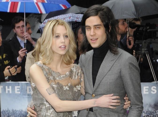 Peaches Geldof : vive la mariée !