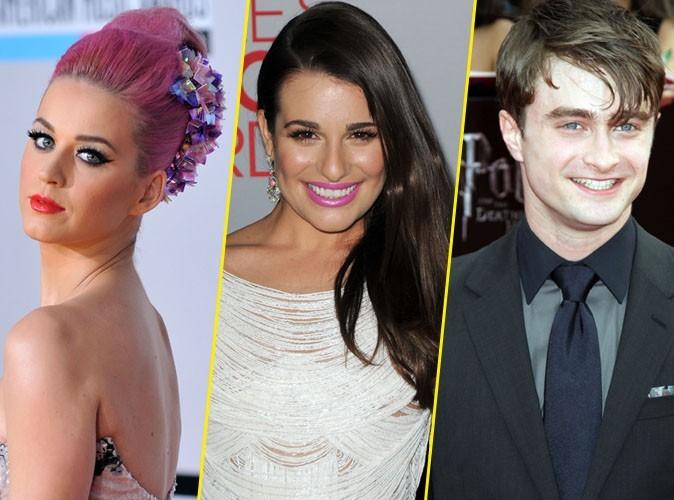 People's Choice Awards 2012 : Katy Perry, Lea Michele, Harry Potter …découvrez le palmarès de la soirée !