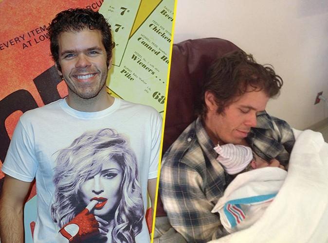 Perez Hilton : ému, il annonce la naissance de son petit garçon !