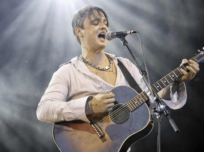 Pete Doherty : en concert au Bus Palladium ce soir...