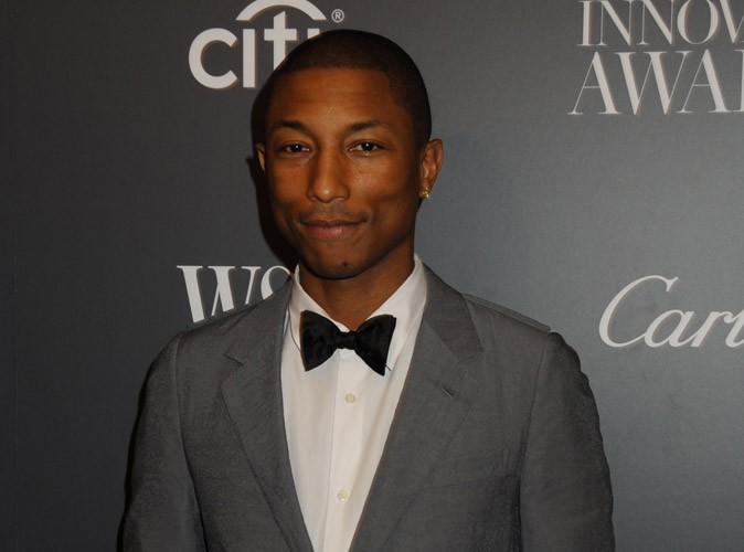 Pharrell Williams : c'est le parrain officiel de la journée du bonheur !