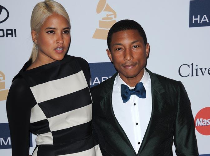 Pharrell Williams : le chanteur américain s'est marié !