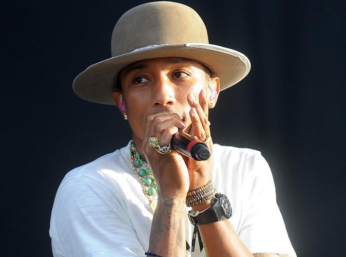 Pharrell Williams : un concert en playback au Montreux Jazz Festival, les fans sont en colère !