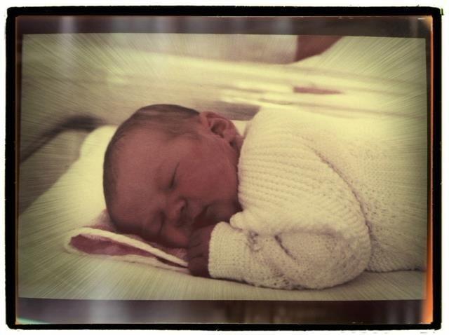 Lorie à la naissance
