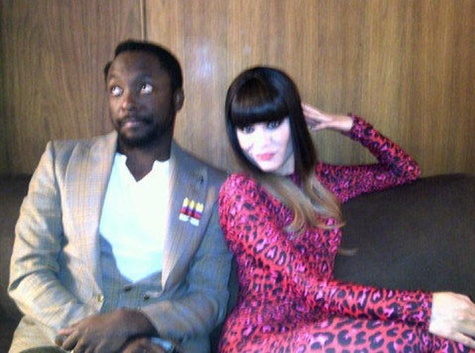 Photo : Will.i.am et Jessie J prennent la pose tous les deux !