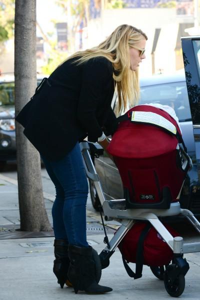Busy Philipps à Los Angeles, le 28 novembre 2013