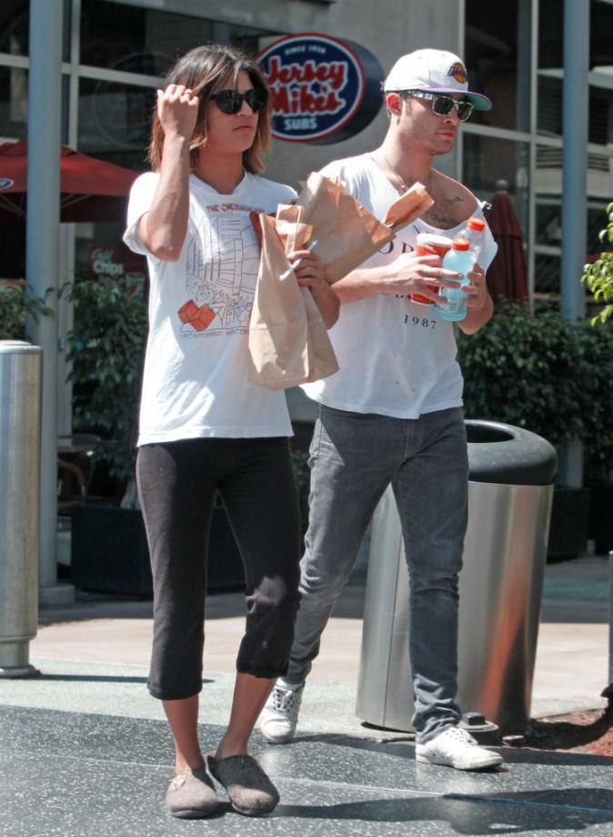 Ed Westwick et Jessica Szohr toujours amoureux?