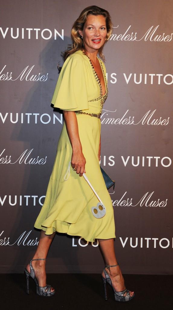 Kate Moss au Japon le 29 aout 2013