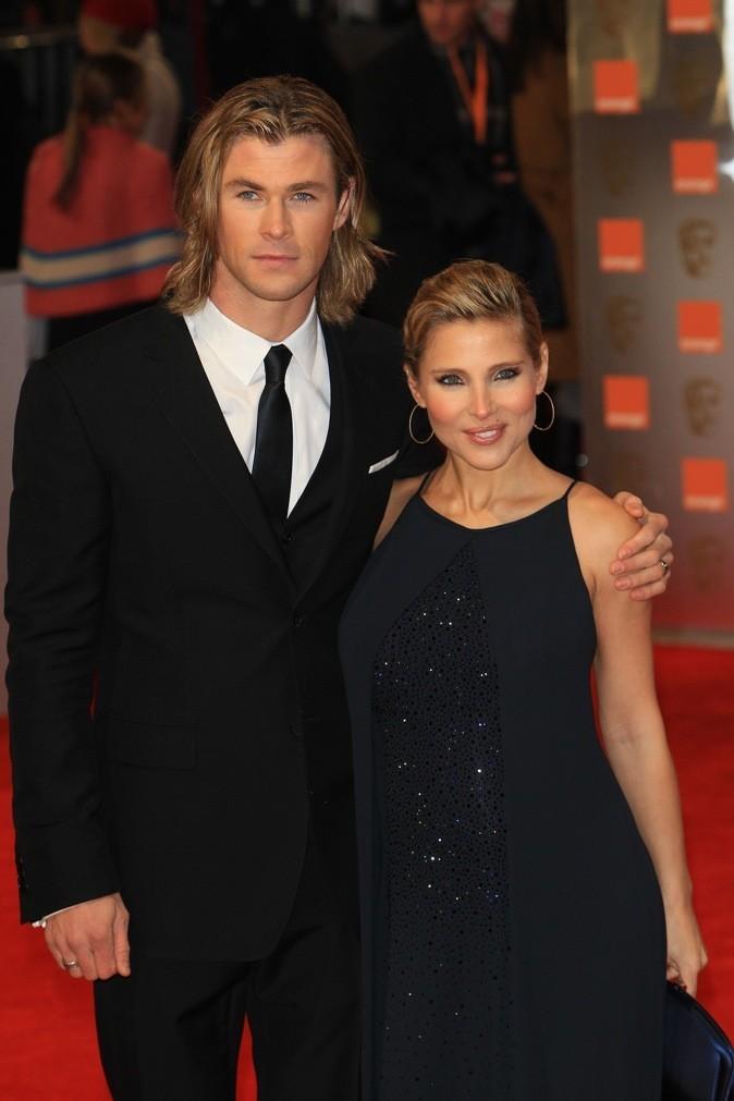 Elsa Pataky et Chris Hemsworth = 7 ans de différence !