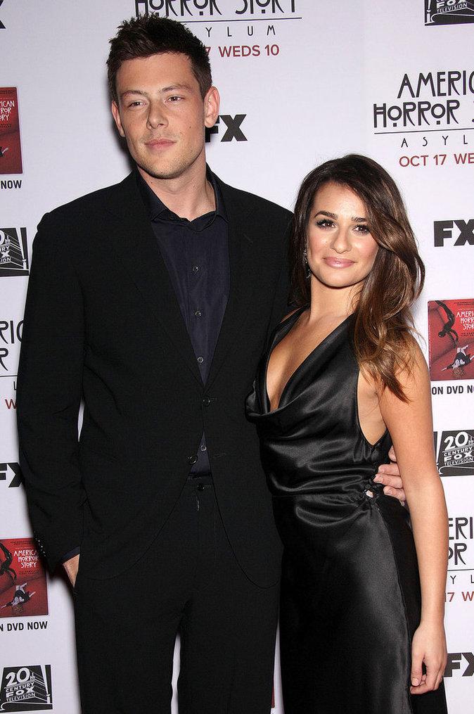 Lea Michele et Cory Monteith passaient tout leur temps ensemble