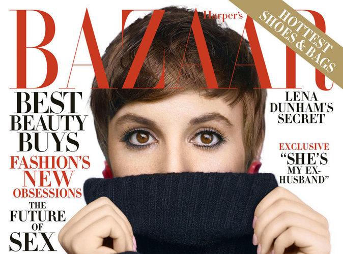 Photos : Lena Dunham nue pour Harper's Bazaar !