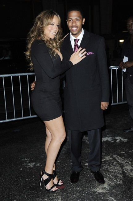 Mariah Carey et son mari Nick Cannon !