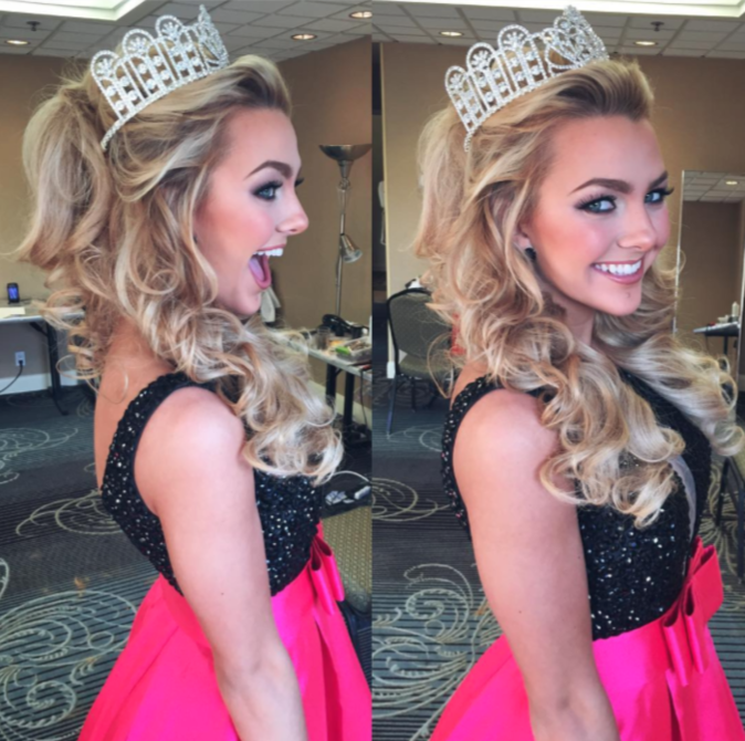 KArlie Hay, Miss Teen USA 2016