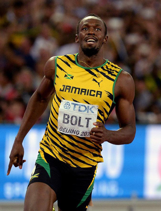6 - Usain Bolt (athlétisme)