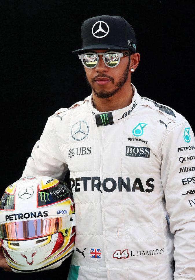 9 - Lewis Hamilton (Formule 1)