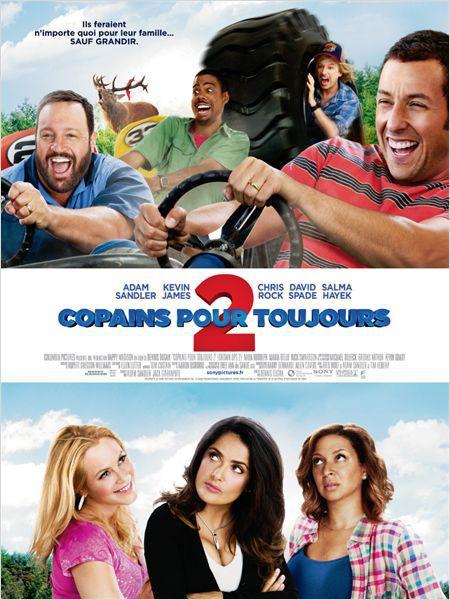 Copains pour toujours 2, sortie le 11 septmebre 2013