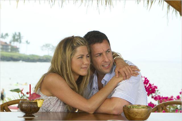 Le Mytho avec Jennifer Aniston en 2011