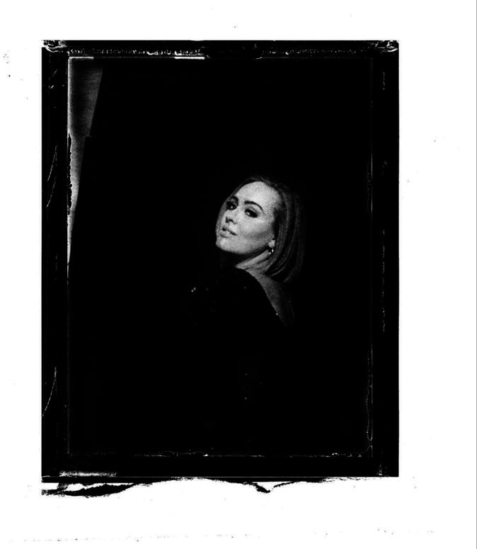 Adele se prépare pour son concert à New York