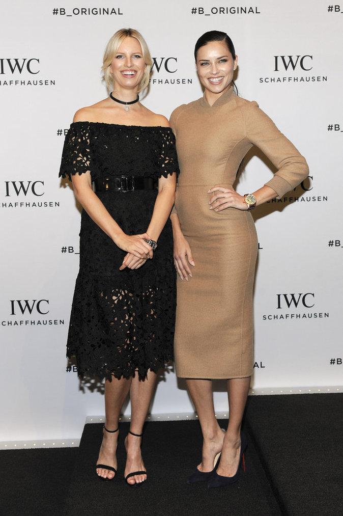 IWC, un gala de stars