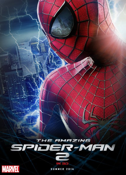 Avril : The Amazing Spider-Man 2 avec Andrew Garfeld et Emma Stone