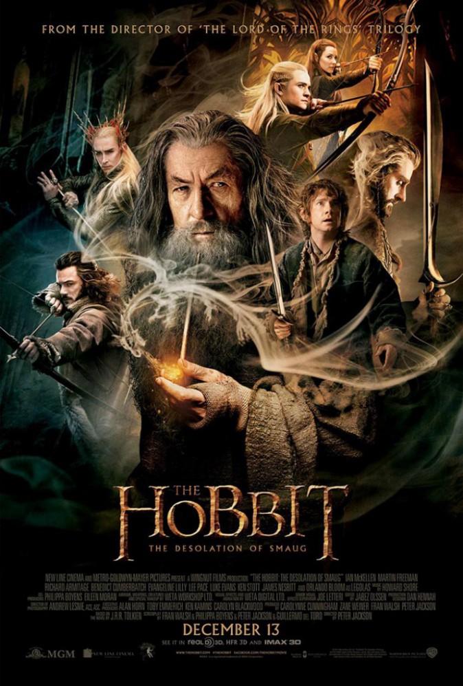 Décembre : Le Hobbit 3 !