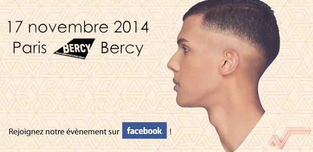 Novembre : Stromae en concert à Bercy !
