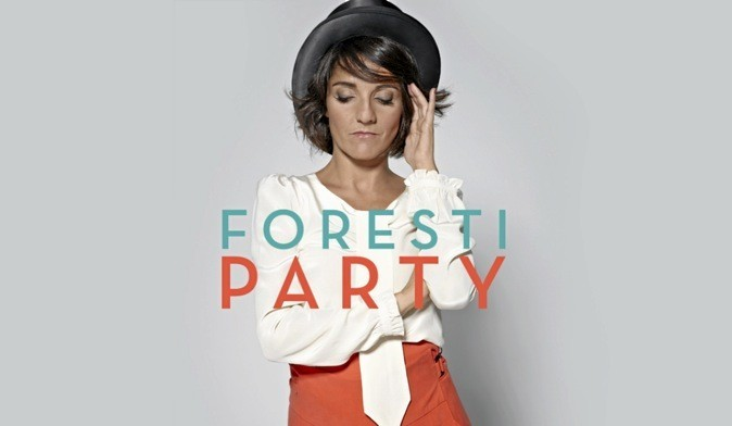 Florence Foresti va mettre le feu à Bercy avec son spectacle Florence Foresti Party.