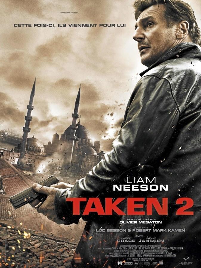 Taken 2, au cinéma avec Liam Neeson !