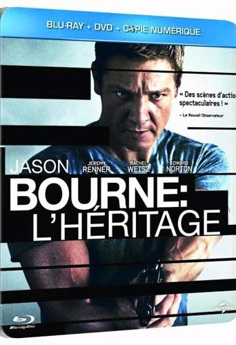 Jason Bourne : l'héritage, Universal. 19,99 €