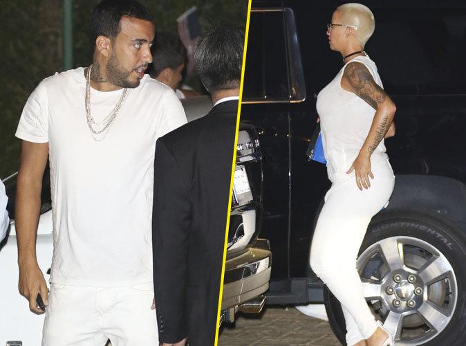 Amber Rose en couple avec l'ex de Khloe Kardashian, French Montana ?