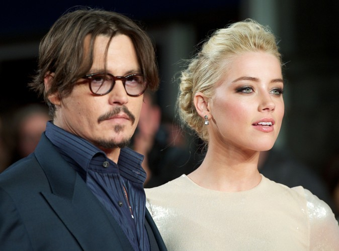 Johnny Depp : le beau gosse s'est fait larguer par Amber Heard!
