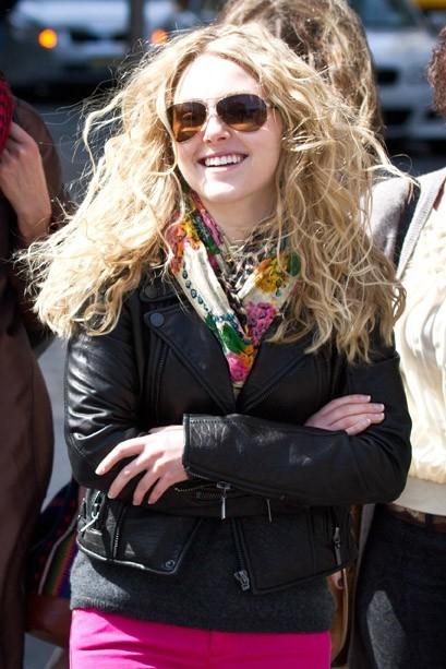 AnnaSophia Robb, hier à New York