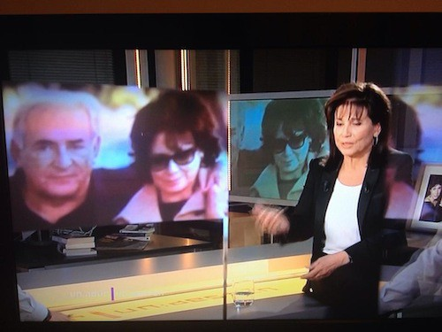 """Anne Sinclair : """"Quand j'ai épousé DSK, je savais que c'était un séducteur"""" !"""