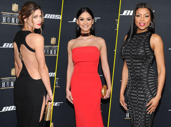 Ashley Greene, Miss Univers, Taraji P. Henson... Nouveau tapis rouge glam'